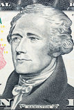 Alexander Hamilton, portrait Stock Photo