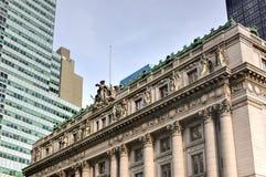 Alexander Hamilton U.S. Custom House Stock Photos
