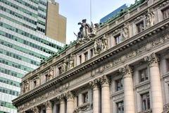 Alexander Hamilton U.S. Custom House Stock Photography