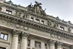 Alexander Hamilton U.S. Custom House Stock Image