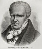 Alexander  Humboldt Stock Photography
