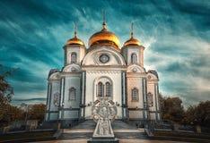 alexander katedra nevsky Zdjęcia Stock