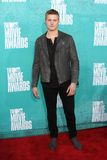 Alexander Ludwig at the 2012 MTV Movie Awards Arrivals, Gibson Amphitheater, Universal City, CA 06-03-12 Stock Photo