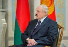 Alexander Lukashenko Royalty Free Stock Photography