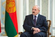 Alexander Lukashenko Stock Photography
