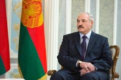Alexander Lukashenko Royalty Free Stock Photo