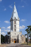 Alexander Lutheran church in Narva, Estonia Stock Photos
