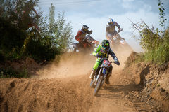 154 Alexander Luzhin Sherco team Russia Royalty Free Stock Photography