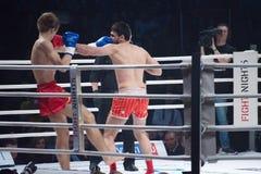 Alexander Mischenko versus Timur Aylyarov Stock Images