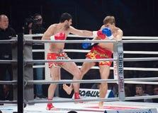 Alexander Mischenko vs Timur Aylyarov Stock Photography