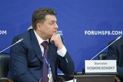 Alexander Morozov Stockfoto