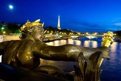 alexander most iii Paris Fotografia Stock