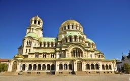 Alexander Nevski Cathedral/Aleksander Nevsky Stock Fotografie