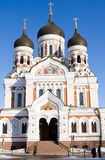 Alexander Nevsky Cathedral Royalty Free Stock Images