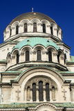 Alexander Nevsky Cathedral Photos stock