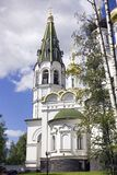 The Alexander Nevsky Cathedral, the Moscow diocese Royalty Free Stock Images