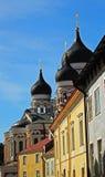 Alexander Nevsky Cathedral Stock Photos