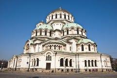 Alexander Nevsky Cathedral, Sofia Stock Image
