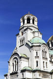 Alexander Nevsky cathedral Stock Photography