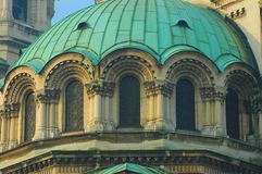 Alexander Nevsky Cathedral, Sofia Royalty Free Stock Images