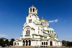 Alexander Nevsky Cathedral, Sofia Royalty Free Stock Photography