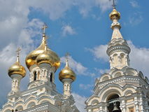 Orthodox Cathedral. Stock Photography
