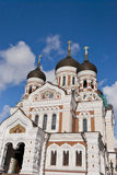 Alexander Nevsky Cathedral, Tallinn Stock Photo