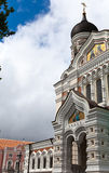 Alexander Nevsky Cathedral.Tallinn, Royalty Free Stock Images