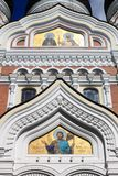 Alexander Nevsky Cathedral in Tallinn Royalty Free Stock Image