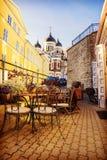 Alexander Nevsky Cathedral in Tallinn, Estonia Royalty Free Stock Photos