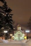 Alexander Nevsky Church Stock Images