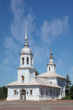 Alexander Nevsky church in Vologda Stock Photo