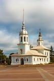 Alexander nevsky church in vologda Stock Photography