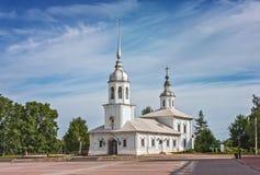 Alexander Nevsky Church, Vologda, Russia Stock Photo