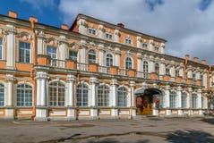Alexander Nevsky Lavra, Heilige Petersburg, Rusland stock foto's