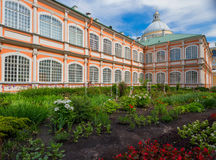 Alexander Nevsky Lavra in St. Petersburg. Royalty Free Stock Images