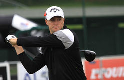 Alexander Noren at the French Open 2012 Royalty Free Stock Image