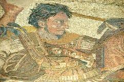 Alexander o grande Imagens de Stock
