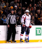 Alexander Ovechkin Washington Capitals Stock Photography