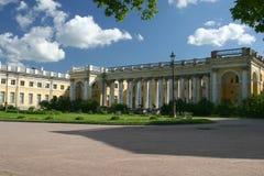 Alexander Palace in Tsarskoye Stock Photography