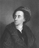 Alexander Pope Stock Photography