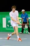 Alexander Ritschard at Zurich Open 2012 Royalty Free Stock Photo