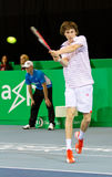 Alexander Ritschard at Zurich Open 2012 Stock Photography