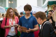 Alexander Rybak Stockfoto