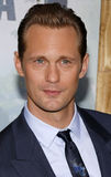 Alexander Skarsgard royalty free stock photos