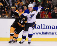 Alexander Steen, St. Louis Blues Stock Images