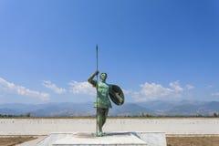 Alexander storen Arkivfoton
