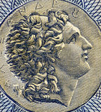 Alexander storen Arkivbild