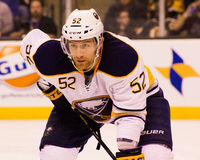 Alexander Sulzer, Buffalo Sabres. Royalty Free Stock Images