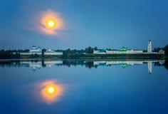Alexander Svirsky kloster, Ryssland Royaltyfria Bilder